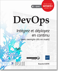 DevOps - Intégrez et déployez en continu (avec exemple clés en main), devops , dev ops , dev'ops , développement , GitLab,CE , Git , Agile , agilité , GoCD , Redmine , TDD , test driven development , Behavior Data Driven  , LNEPDEVOPIC