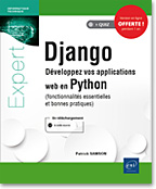 Django - Python - framework - application web - LNEIDJAN
