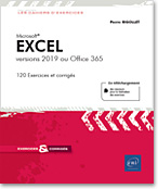 Excel - versions 2019 ou Office 365