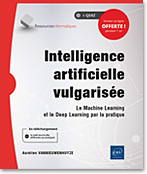 vulgarisation - IA - AI - Python - statistiques - machine learning - ml - réseau de neurones - chatbot - deep learning
