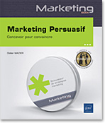 Marketing Persuasif, Design, persuasive, Dark patterns, leviers marketing, Acquisition Omni canal, Conversion, Up-selling, Cross-selling, relation client, Couponing, drive to store, parcours utilisateur, LNMBMARP