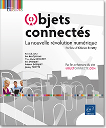Objets connectés - La nouvelle révolution numérique, Big data , traçage , marketing , internet des objets , IO , IT , internet of things , IoT , LNDPOC