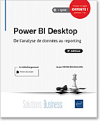 Power BI Desktop - De l'analyse de données au reporting (2e édition)