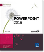PowerPoint 2016, Microsoft, PréAO, diaporama, diapositive, album photos, organigramme, diagramme, application,  Office 2016, Office 16, PowerPoint2016, Powerpoint16, PP, livre numérique, livres numériques, e-book, ebook, livre électronique, livres électroniques, Powerpoint 16