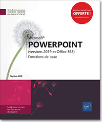 PowerPoint (versions 2019 et Office 365) - Fonctions de base, Microsoft , PréAO , diaporama , diapositive , album photos , organigramme , diagramme , Powerpoint19 , Powerpoint2019 , powerpoint 19 , pp