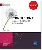 PowerPoint (versions 2019 et Office 365) - Fonctions de base