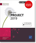 Project 2019, Microsoft, Gestion de projet, diagramme de Gantt, Pert, cash-flow, planification, msproject, coût