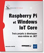 développement - .NET diy - maker - visual studio - raspberry pi - raspberry- raspberrypi - LNRIRASWIN