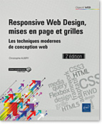 RWD - CSS - HTML - design adaptatif - grille - media queries - media query - framework CSS - HTML 5 - CSS 3 - Flexbox - LNOW2RWD5HTM