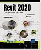 Revit 2020 - Conception de bâtiment