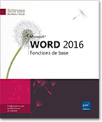 Microsoft - traitement de texte - document texte - word2016 - word16 - courrier - lettre - LNRB16WORFB