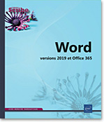 Word - (versions 2019 et Office 365)