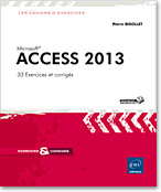 Access 2013 - cahier d'exercices
