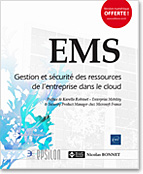 EMS, livre sécurité, securite, enterprise mobility suite, security, microsoft, azure ad, intune, azure information protection, ata, advanced threat analytics, active directory, cloud app discovery, LNEPEMS
