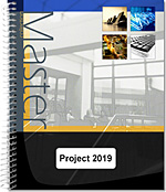 Project 2019, Microsoft, Gestion de projet, diagramme de Gantt, Pert, cash-flow, planification, msproject, coût, LNMM19PRO