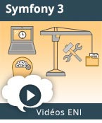 Symfony 3, video développement, videos, vidéos, vidéo, tuto, tutos, tutorial, tutoriel, tutoriels, php, poo, routing, injection, Doctrine