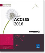 Access 2016, Microsoft, Base de donn�es, Table, formulaire, �tat, requ�te, application, Access 16, Office 2016, acces, SGBD