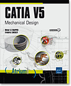 CATIA V5, CAO, DAO, 3D, Dassault, Sketcher, Part Design, Assembly Design, Drafting