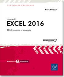 Excel 2016, Microsoft , tableur , classeur , feuille de calcul , formule , graphique , tableau croisé , audit , scénario , solveur , liste , statistique , excel 16 , slicer , sparkline , Office 2016 , Office 16