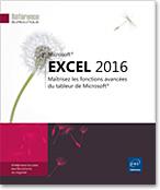 Microsoft - classeur - feuille de calcul - formule - graphique - tableau croisé - audit - scénario - solveur - statistique - excel16 - excel2016
