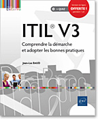 ITIL® V3, livre itil, iso, iso 20000, cycle de vie, process, processus