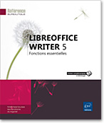 LibreOffice Writer 5, OpenSource, libre, traitement de texte, Ooo, plan, table des mati�res, index, Fontwork