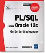 PL/SQL sous Oracle 12c, oracle, langage, base de donn�es, BDD, SGBDD, langage proc�dural