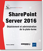 SharePoint Server 2016, wss, microsoft, moss, travail collaboratif, foundation