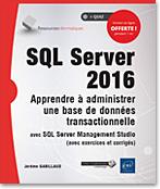 SQL Server 2016, SQL, sqlserver, Microsoft, Transact SQL, SGBDR, SGBD, algèbre relationnelle, power Shell, powershell, sql serveur