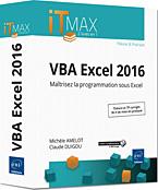 VBA Excel 2016, microsoft,  macro-commande, macro commande, office, api, excel vba, excel 2016, office 2016, livre VBA, objet, langage objet, programmation, macro, macros, Visual Basic, VB, Office 2016